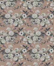 Load image into Gallery viewer, Into The Garden Peach Fabric