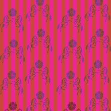 Load image into Gallery viewer, FEDERICO Raspberry & Red Wallcovering