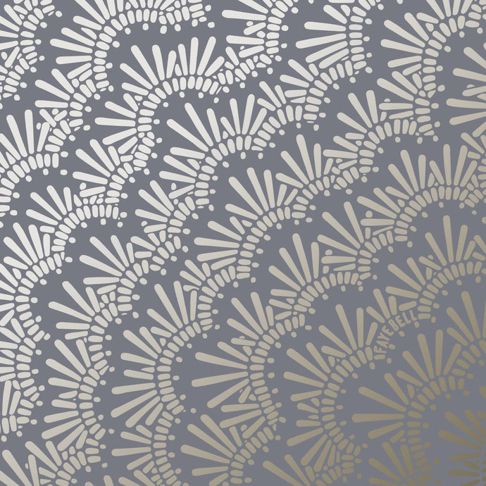 Lichen Willow Wallcovering