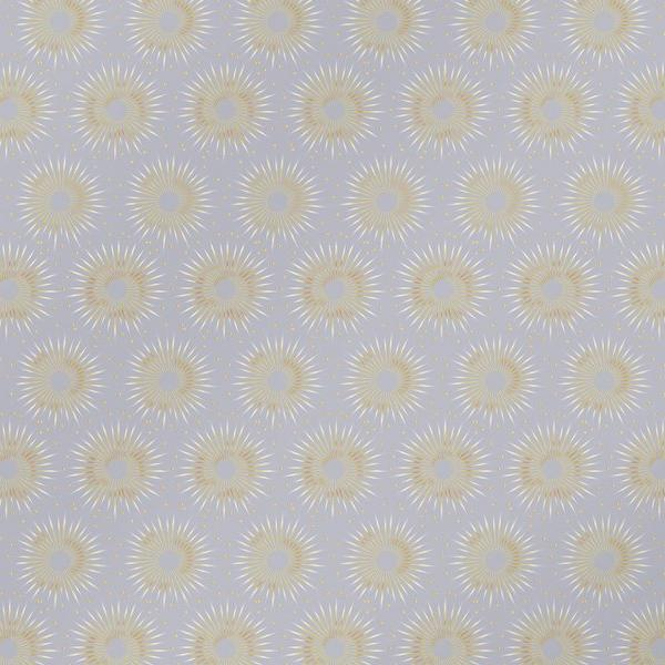 Fireworks Grey Type II Wallcovering