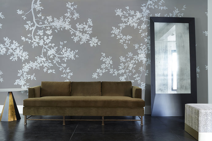 Foresta Bianca Wallcovering
