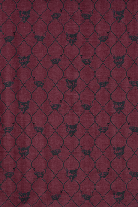 Fox & Hen - Brick Fabric