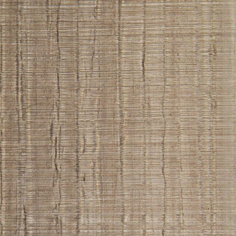 Furrow Mocha Wallcovering