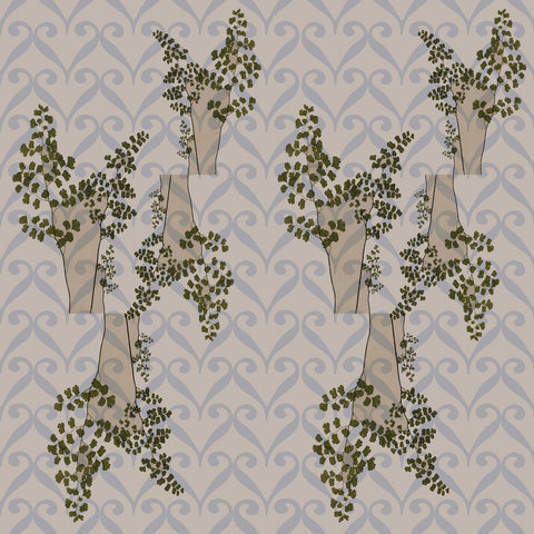 GERALDINE Clay & Dust Wallcovering