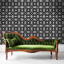 Load image into Gallery viewer, FRIDA Indigo Wallcovering