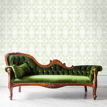 Load image into Gallery viewer, WHITWORTH Mint & Mint Wallcovering