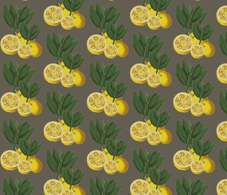 Italian Lemons Mood Ring Fabric