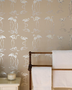 Nakuru JTNA03 Cream Wallcovering