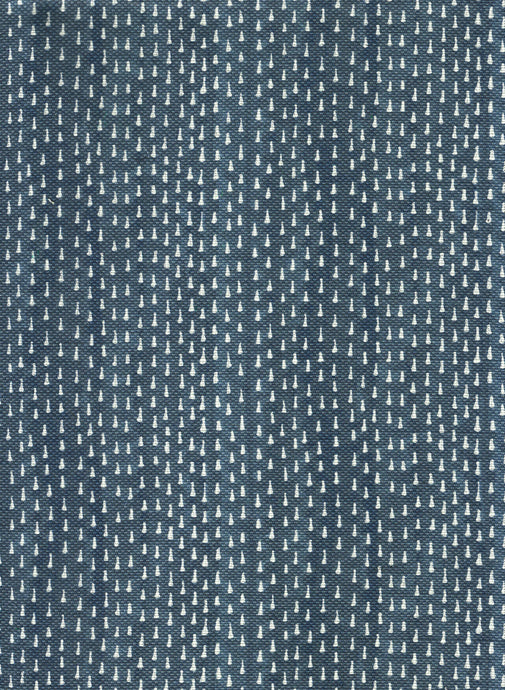 Kantha Navy Fabric