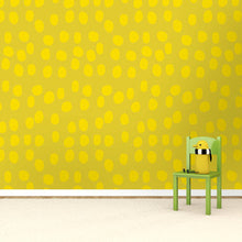 Load image into Gallery viewer, DOTTIE Tangerine Wallcovering