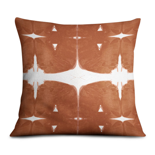 71417 Rust Pillow