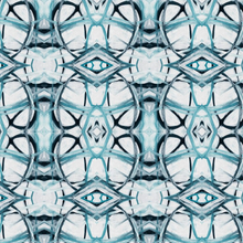 Load image into Gallery viewer, 6314-3 Aqua Fabric