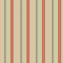 Load image into Gallery viewer, LITTLE STANLEY Buff, Red, Dark Chocolate & Blush Wallcovering