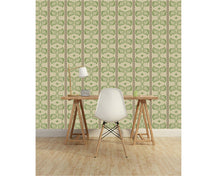 Load image into Gallery viewer, Lola Bailey Brown Wallcovering