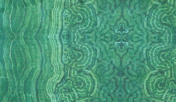 Malachite Green Fabric