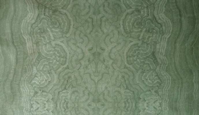 Malachite Nile Green Fabric
