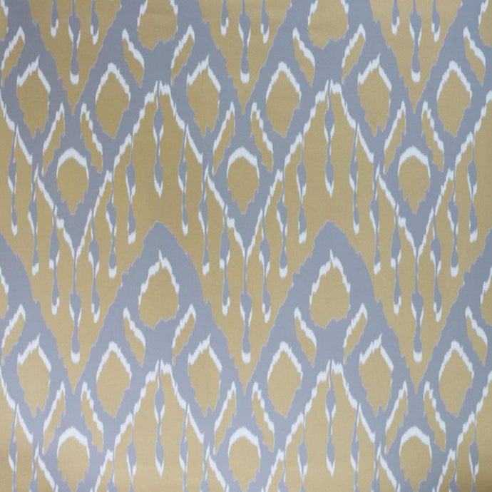 Maggie Bastille Brass Metallic Wallcovering
