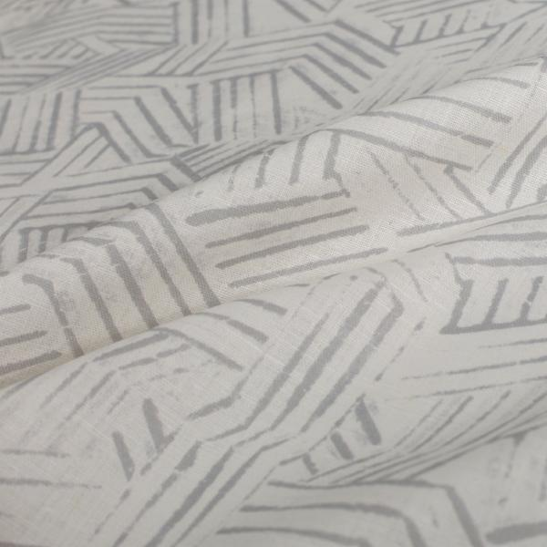 Miramar (White) Fabric