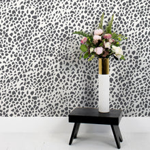 Load image into Gallery viewer, Monaco Steel Wallcovering