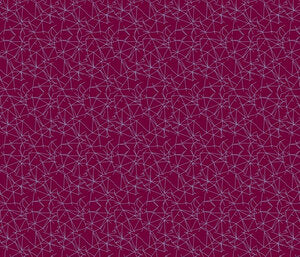 Morning Dew Sugar Plum Fabric