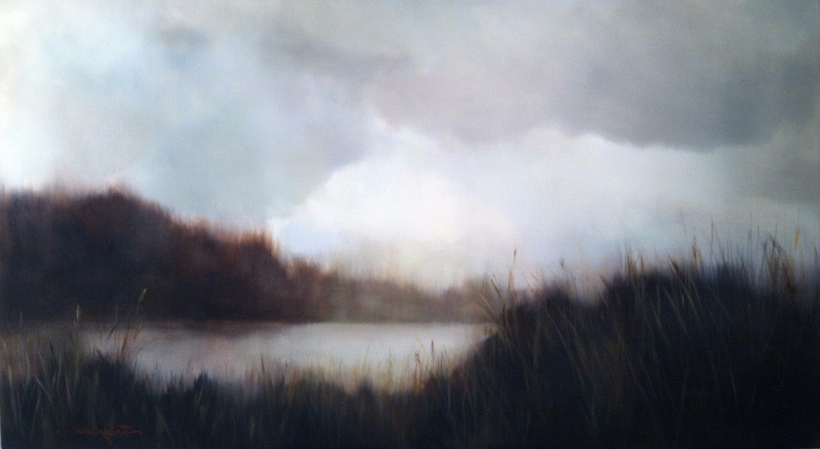 Donna Hughes Morning Marsh
