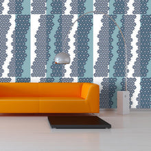 Load image into Gallery viewer, IVY Saffron Wallcovering