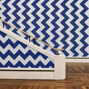 Overscale Curve Night Wallcovering