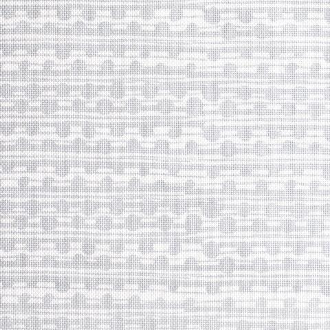 Gamal Grey On Oyster Fabric