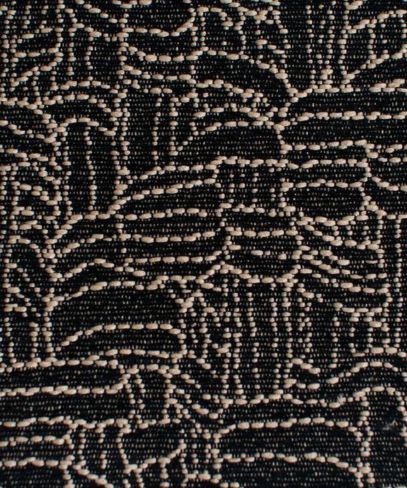 Persephone Ebony Fabric