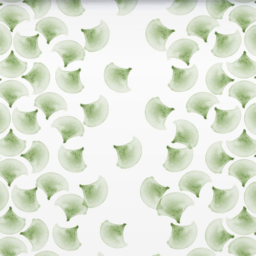 Petal Green Wallcovering