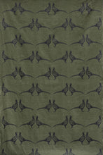 Load image into Gallery viewer, Pheasant - Camo Green Fabric