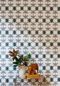 Pineapple Wallcovering