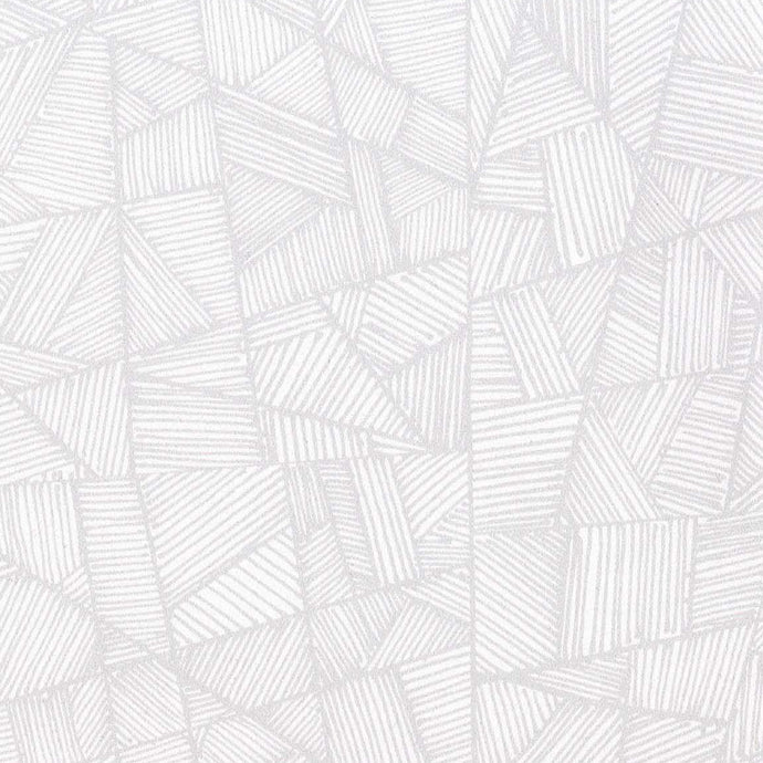 Grid Lines in Gray on White