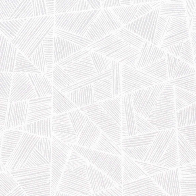 Grid Lines in White on Gray