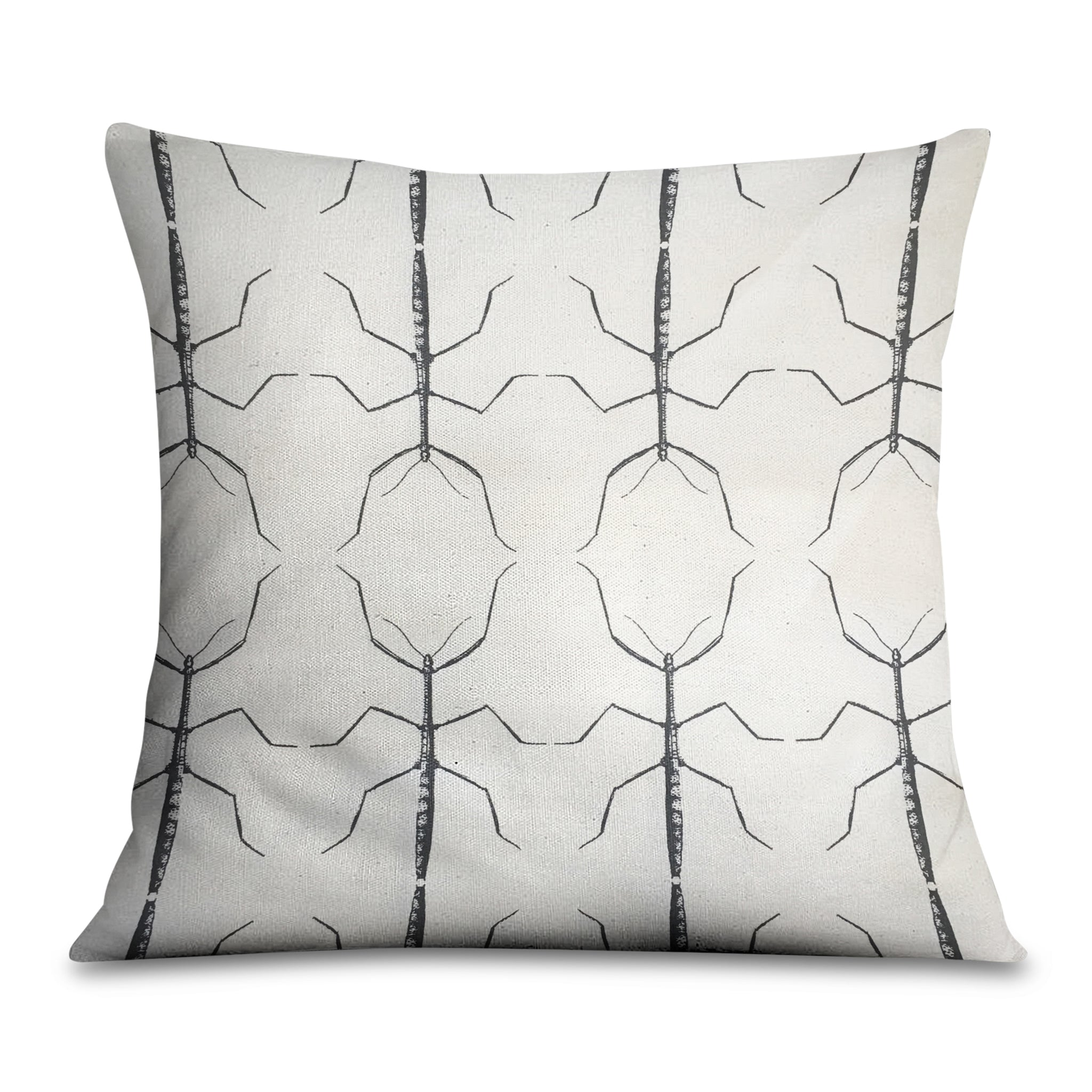 Stickbug Pillow