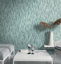 Load image into Gallery viewer, Rhapsody Emerald Wallcovering