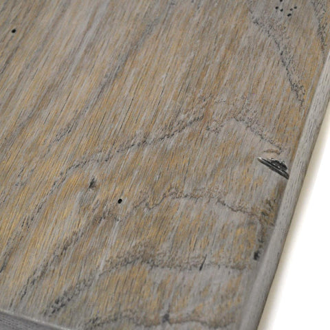 Wood | Rabun Grey on Heavily Distressed Oak