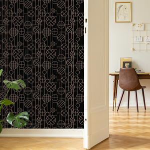 Rattan Stem Wallcovering