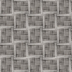 SAM Charcoal Wallcovering