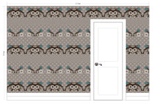 Load image into Gallery viewer, SCOUT Cream Puff Wallcovering