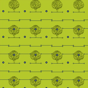SIR ARTIE Grass Wallcovering