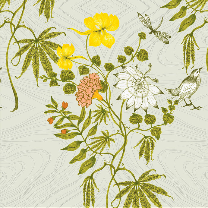 SUMMER Grass Wallcovering