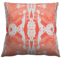 Load image into Gallery viewer, 125-5 Coral Grey Fabric