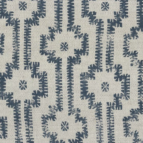 Shipibo Navy Fabric