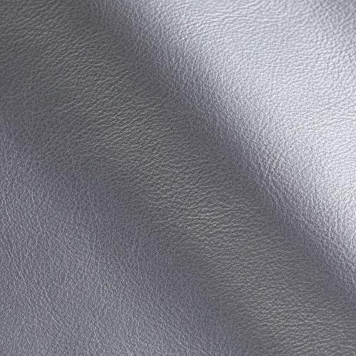 Luster Silver Grey Leather