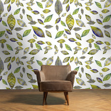 Load image into Gallery viewer, LEIF Denim Wallcovering