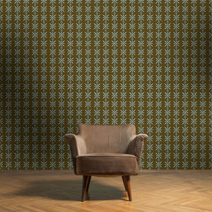 PETITE HEIDI Earth Wallcovering
