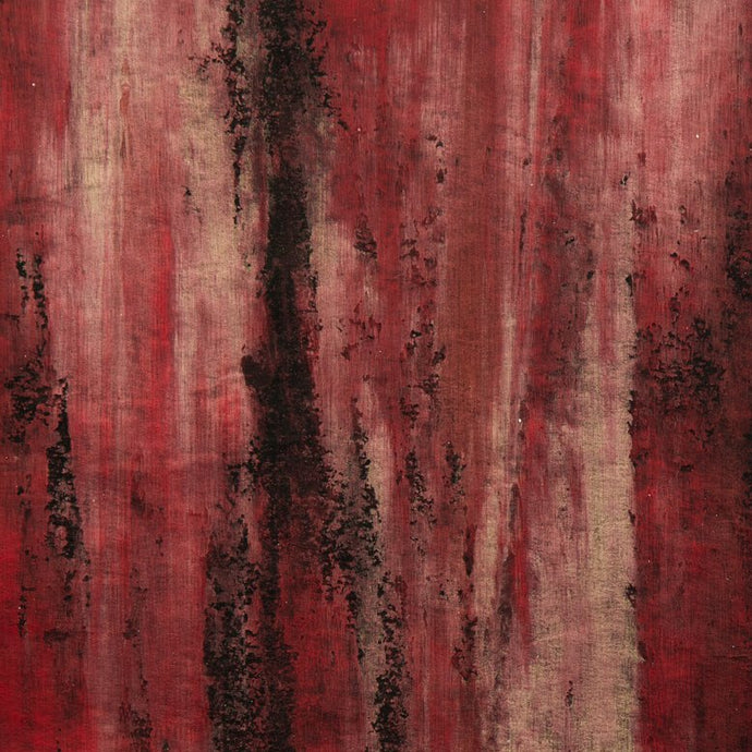 Traccia Red 9 Wallcovering