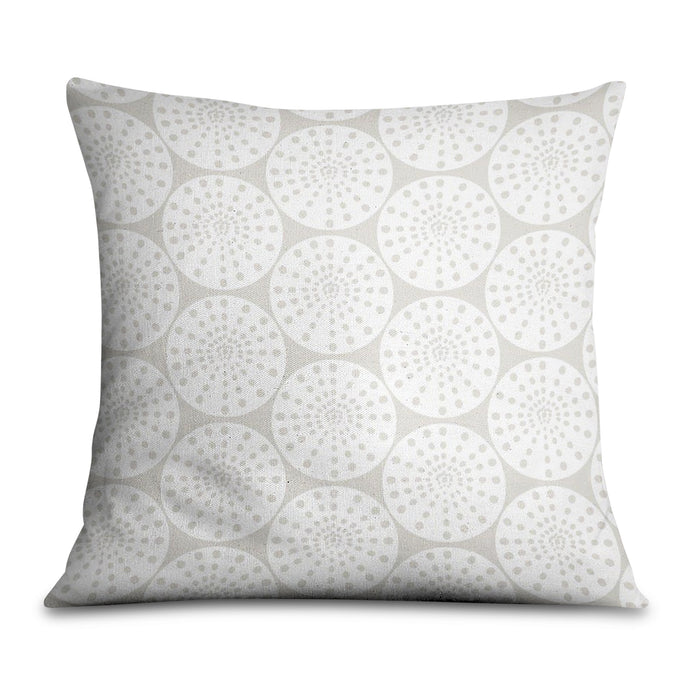 Burst Pebble Pillow