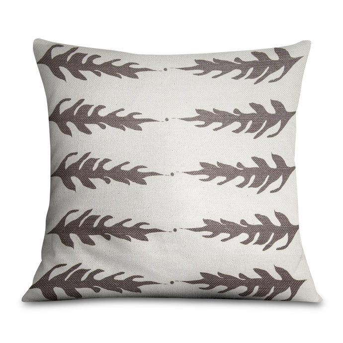 Fern N Dot Stone Pillow